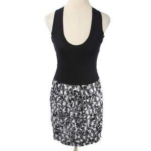 NWT LAmade Pattern Skirt Racerback Tank Dress